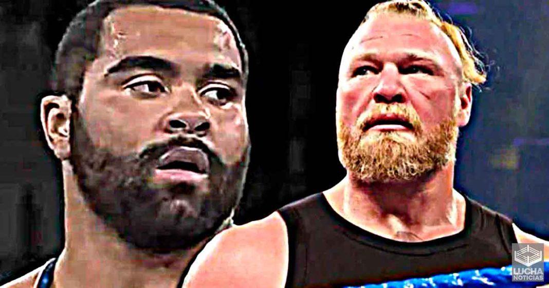 WWE esta pensando en una lucha de Brock Lesnar vs Gable Stevenson