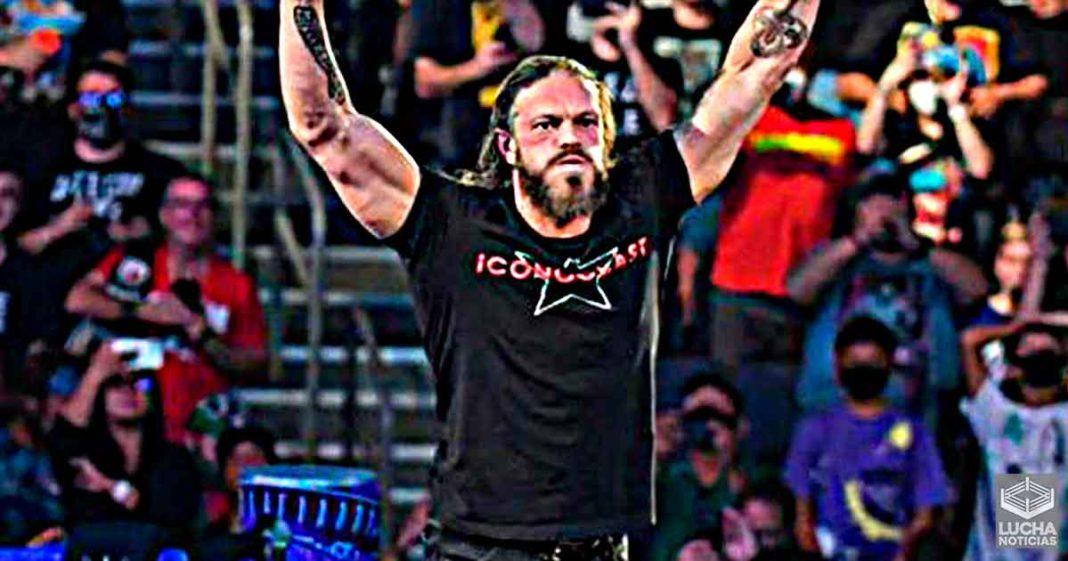 WWE le permitió luchar a Edge para que no se vaya a AEW