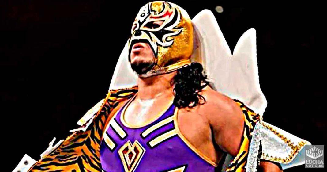 WWE le permitirá renunciar a Gran Metalik de su contrato