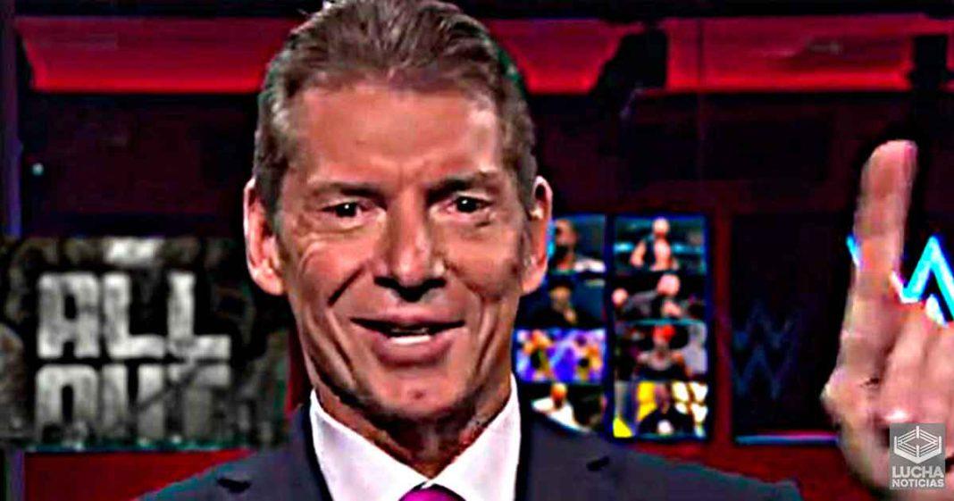 WWE no quiere dar una respuesta por lo ocurrido en AEW All Out