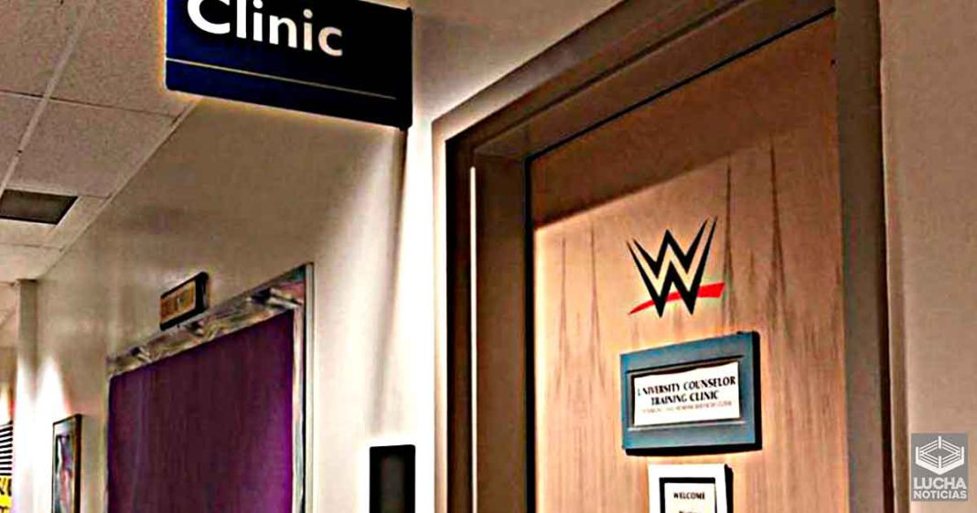 WWE pagó la terapia de superestrella despedida