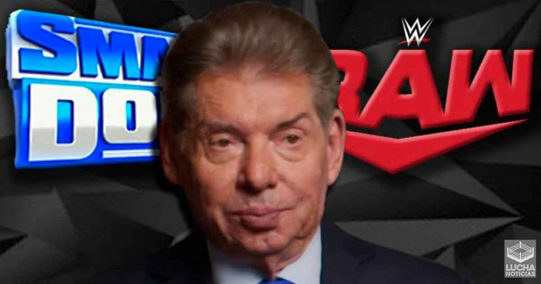 WWE recibe presión de las televisoras para programar por igual a RAW y SmackDown