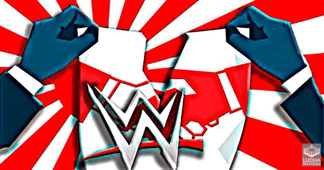 WWE termina con su división Japonesa de Lucha Libre