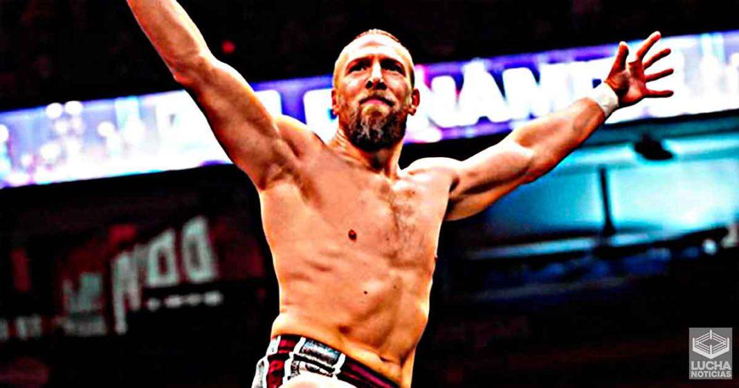 Bryan Danielson dice que WWE no es una empresa para los fans de la lucha libre