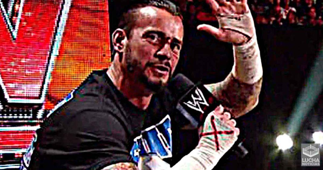 CM Punk asegura que el elenco de WWE esperaba que lo despidan después del Pipe Bomb