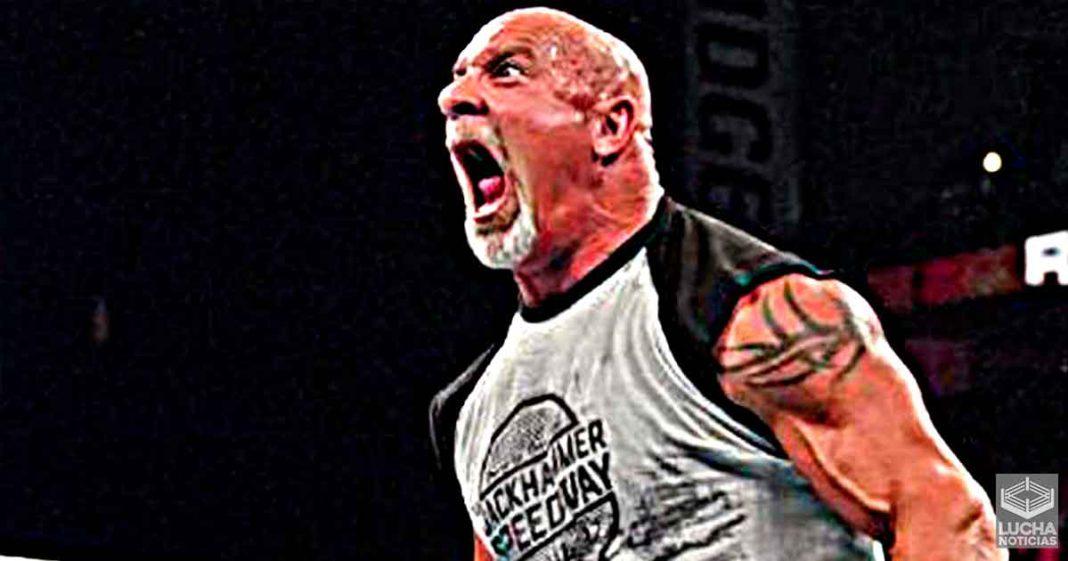 Goldberg es criticado por decir que va a matar a Bobby Lashley
