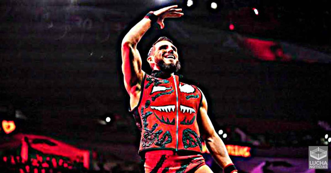 Johny Gargano insinua que abandonará la WWE