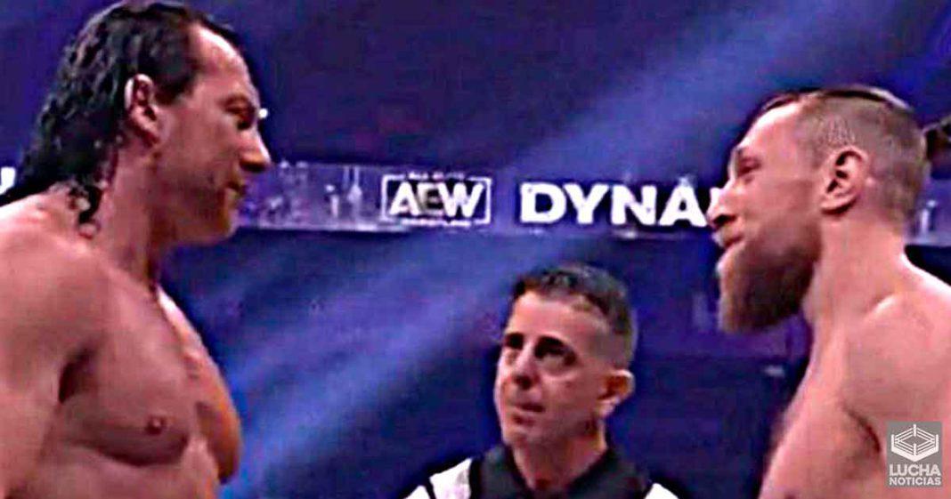 La revanchas de Kenny Omega y Bryan Danielson sería fuera de AEW