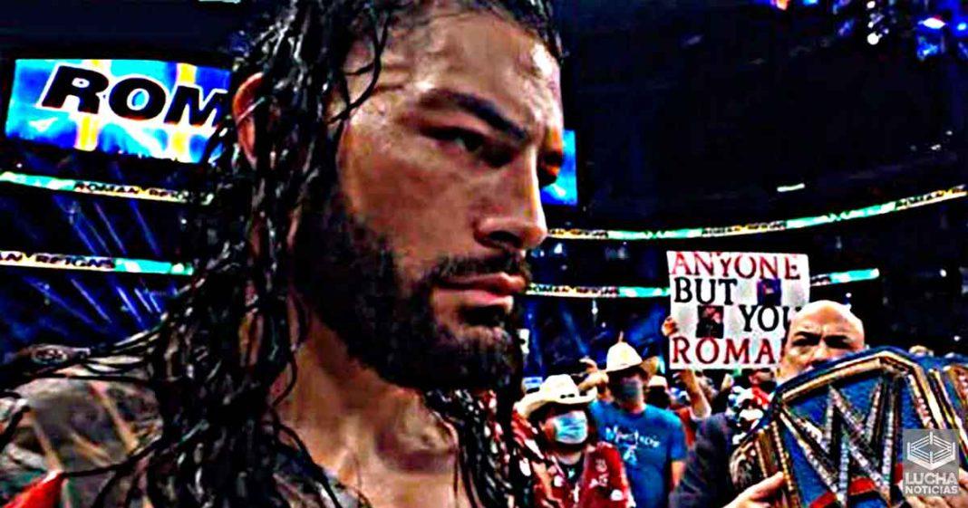 Próximo retador al campeonato Universal de Roman Reigns revelado