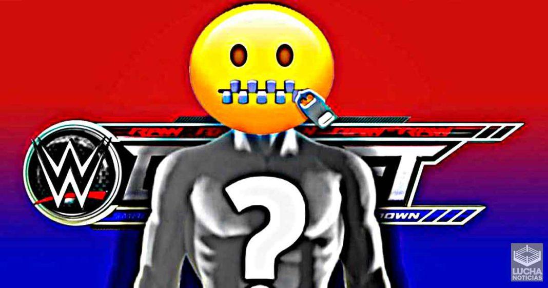 WWE no quiere decirle a sus superestrellas nada sobre el Draft
